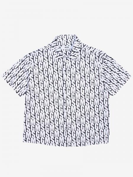 Рубашка Детское Msgm Kids