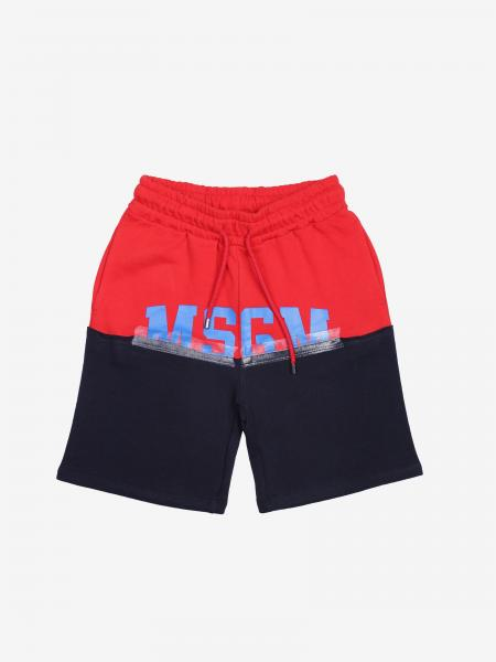 Short kids Msgm Kids