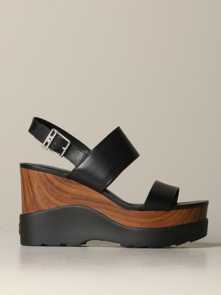 坡跟鞋 女士 Michael Michael Kors