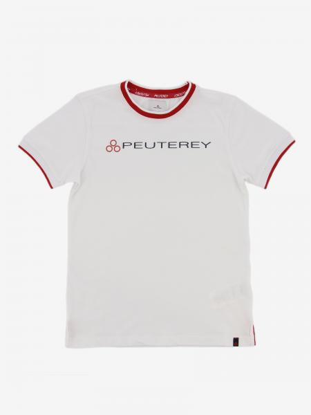 T-shirt Peuterey con stampa logo