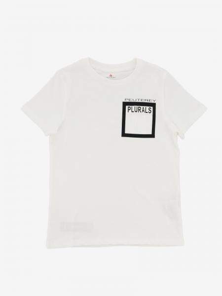 T-shirt Peuterey con stampa