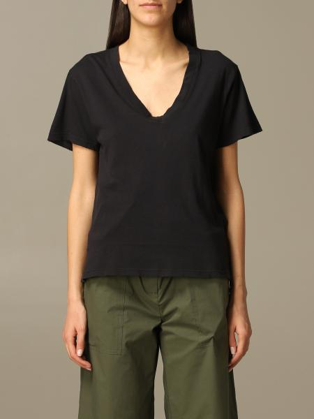 T-shirt Current Elliott a v basic