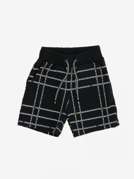 Shorts kids Paciotti 4us