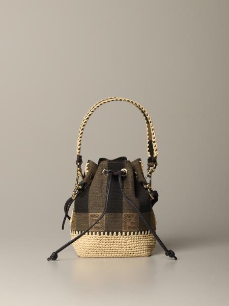 Handtasche damen Fendi