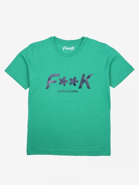 T恤 儿童 F**k