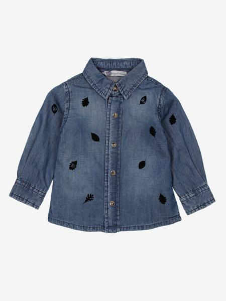 Camicia bambino Monnalisa