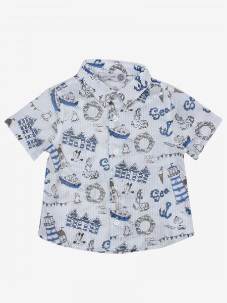 衬衫 儿童 Monnalisa