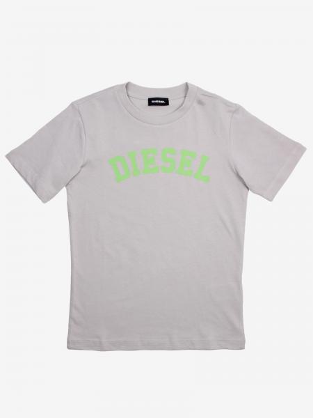 Diesel T-Shirt mit Logo