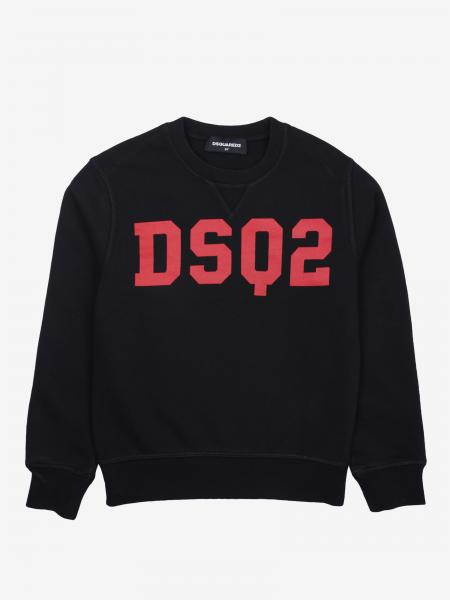 Dsquared2 Junior 圆领卫衣