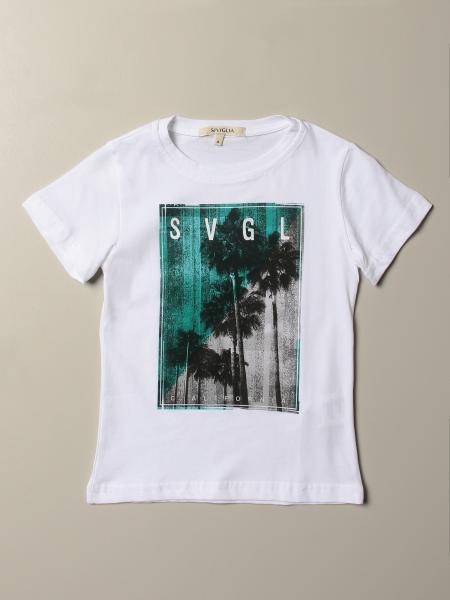 Camiseta niños Siviglia