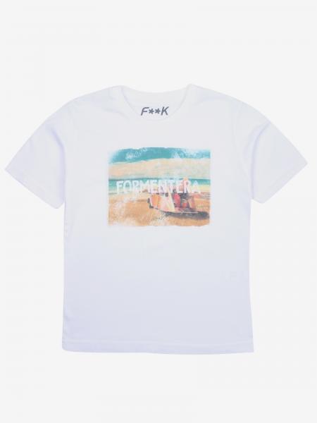 Camiseta niños F**k