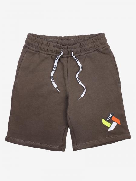 短裤 儿童 Msgm Kids