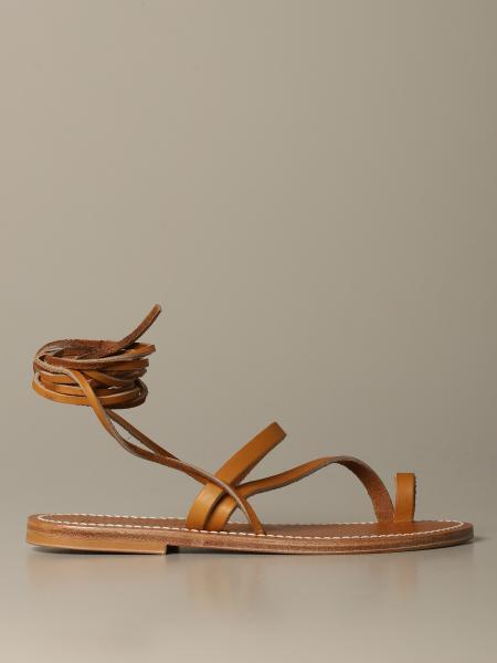Heeled sandals women K. Jacques