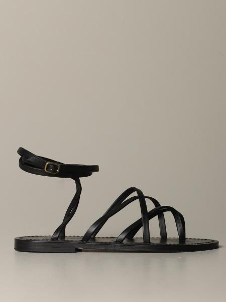 Heeled sandals women K. Jacques