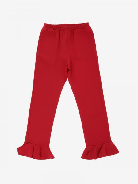Pantalone Philosophy Di Lorenzo Serafini con fondo ampio