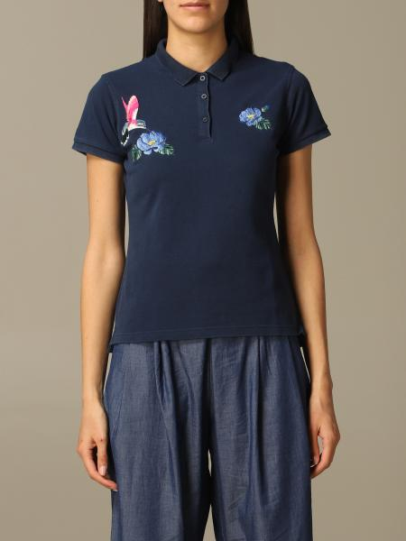 Polo shirt women Sun 68