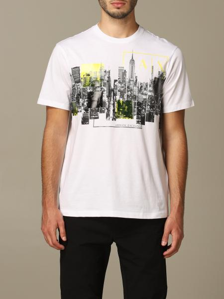 T恤 男士 Armani Exchange