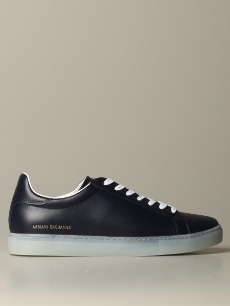 Trainers men Armani Exchange