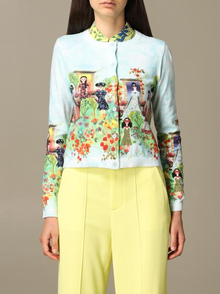 Cardigan women Alice+olivia