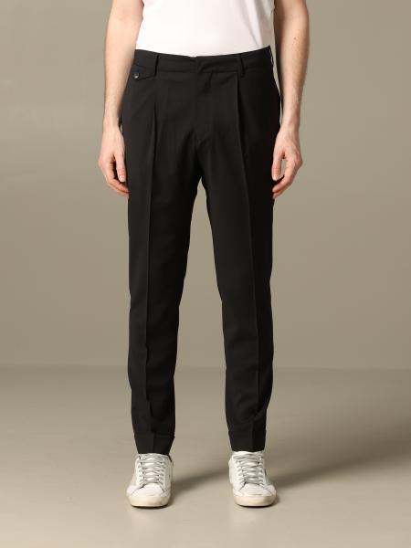 Trousers men Michael Coal