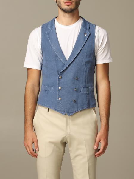 Suit vest men L.b.m. 1911