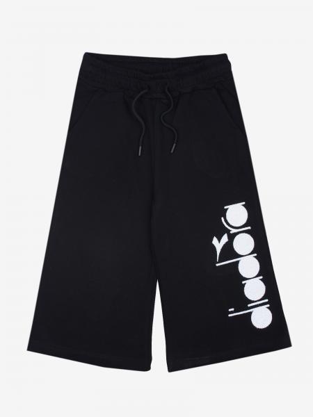 Pantalons courts enfant Diadora