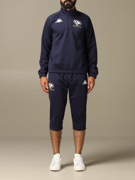 Palermo tracksuit with interrupted zip