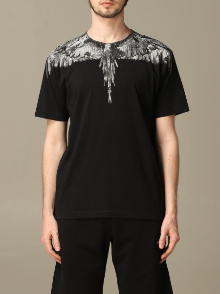 Marcelo Burlon T-shirt with camouflage wings print