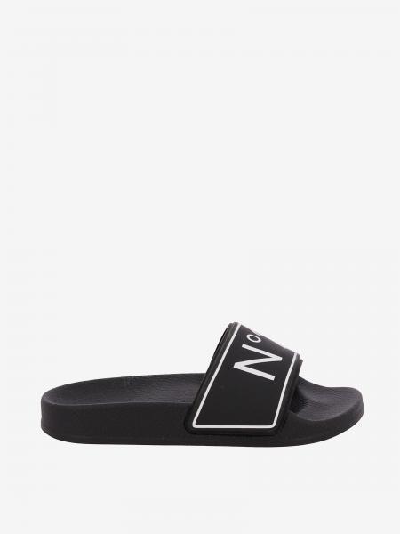 Sandalo N° 21 con logo