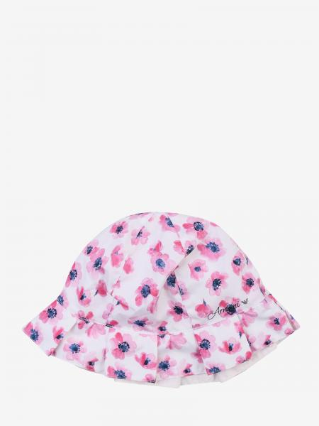 Cappello Emporio Armani a fantasia floreale