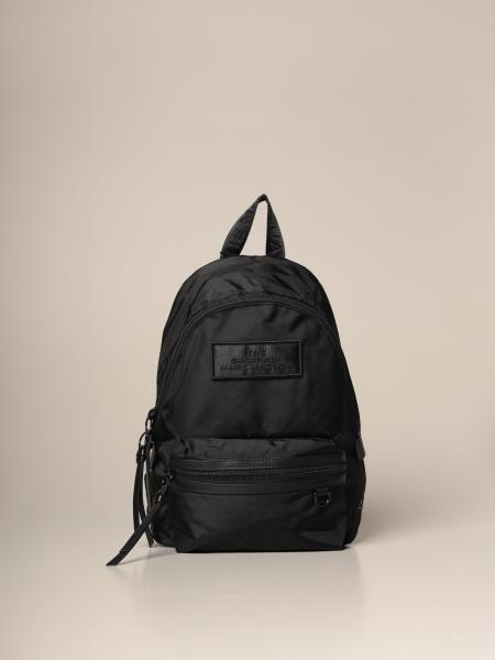 Marc Jacobs backpack in technical canvas with logo