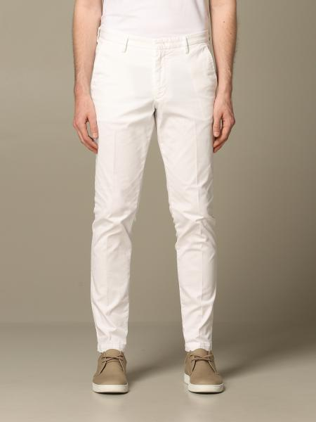 Boss casual trousers with regular waist