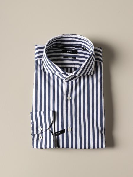 衬衫 男士 Boss