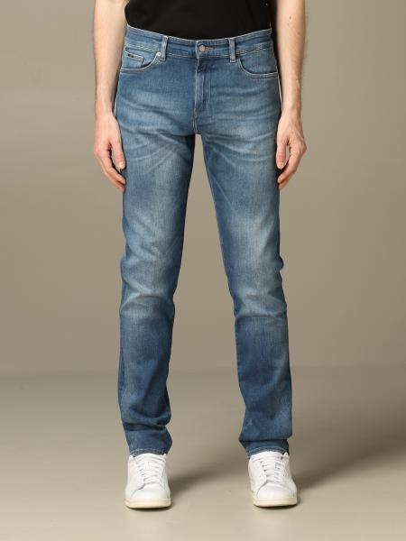 Boss jeans in used denim