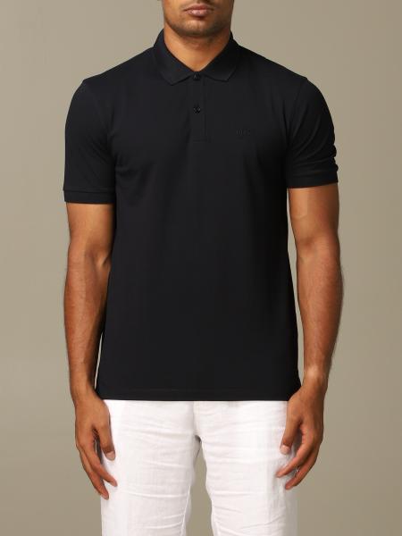 Boss short-sleeved polo shirt