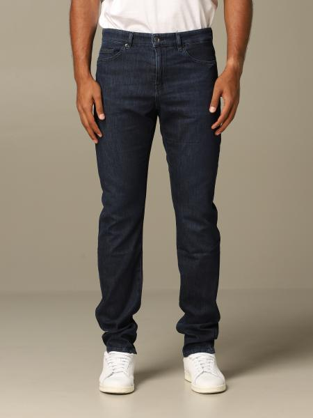 Boss regular-waist jeans