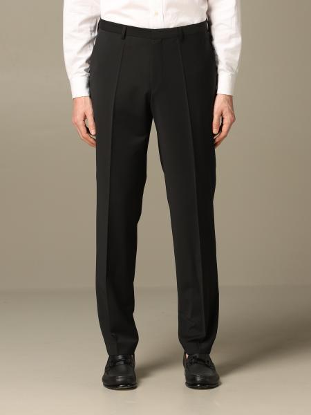 Hugo regular-waist formal trousers