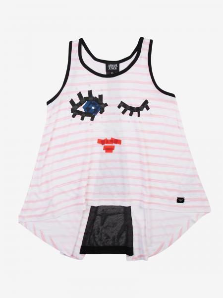 T恤 儿童 Emporio Armani