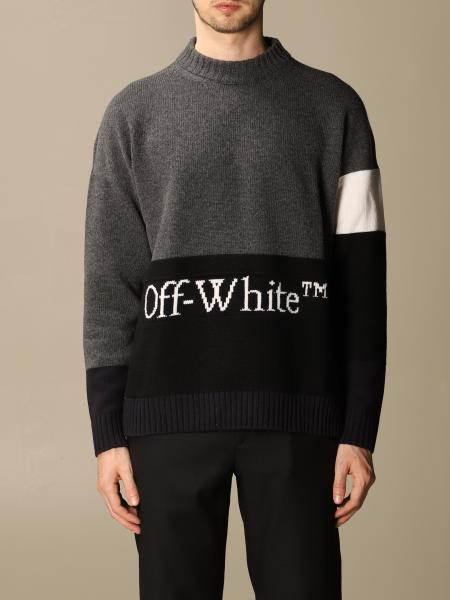 Off White men's sweater
