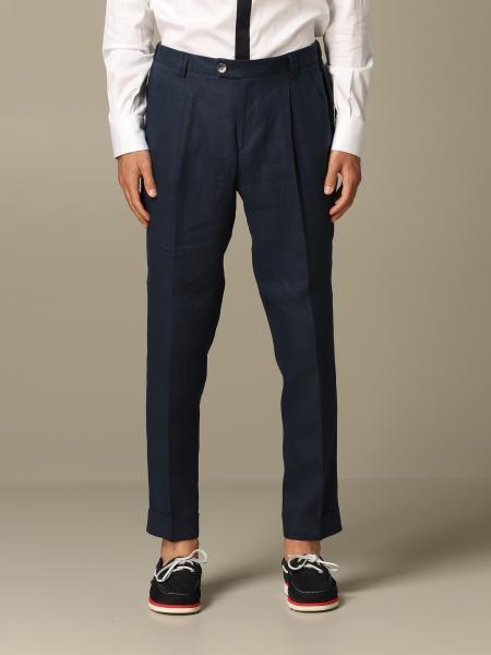 Trousers men Alessandro Dell'acqua