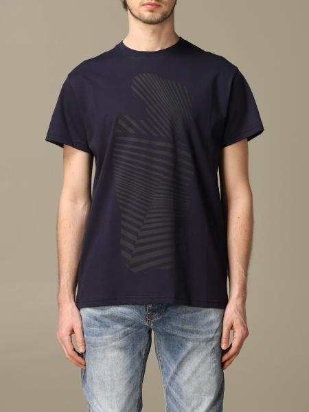 Alessandro Dell'acqua t-shirt with stylized print