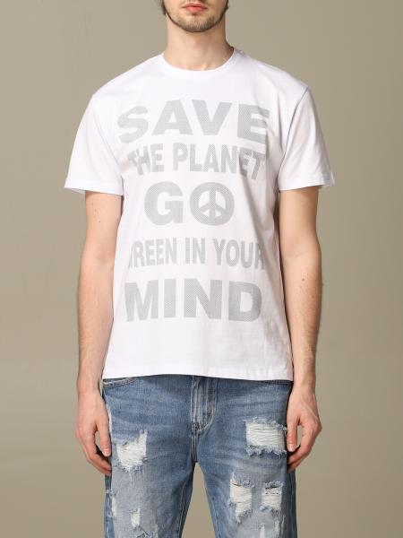 Alessandro Dell'acqua t-shirt with writing