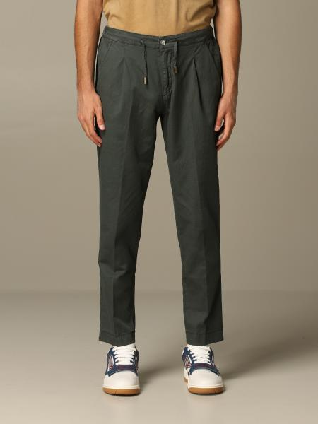 Havana & Co. trousers in cotton and linen