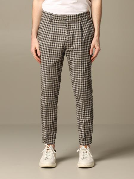 Pantalone Havana & Co. in misto cotone a fantasia
