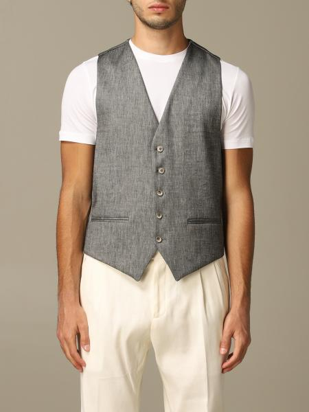 Alessandro Dell'acqua single breasted vest