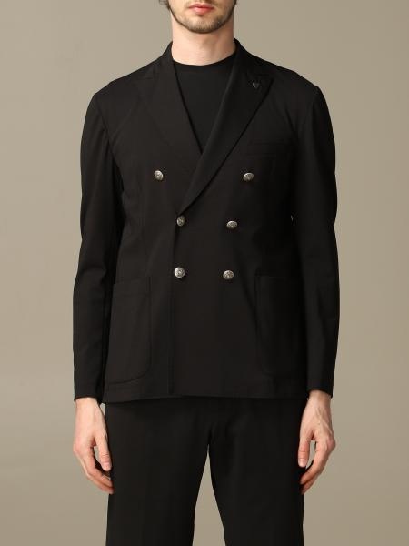 Alessandro Dell'acqua double-breasted jacket