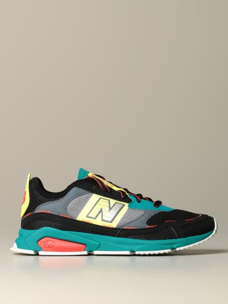 Sneakers X Racer New Balance con logo N
