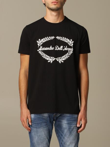 T-shirt Alessandro Dell'acqua con logo