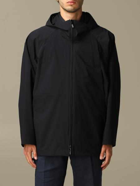 Alessandro Dell'acqua jacket with hood and zip