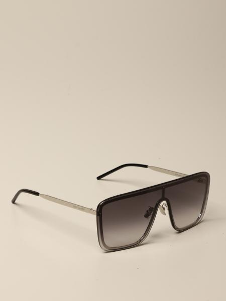 Occhiale da sole Saint Laurent in metallo